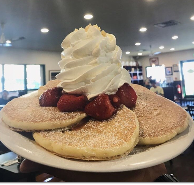 Our Top 3 Pancakes!